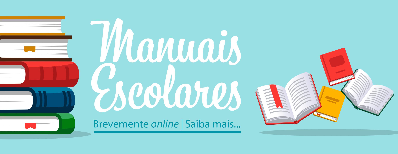 Manuais Escolares: ano letivo 2020/2021