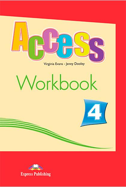 ACCESS 4 Livro de Exercícios + Digibooks