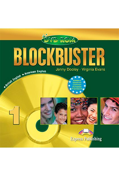 BLOCKBUSTER 1 DVD-ROM