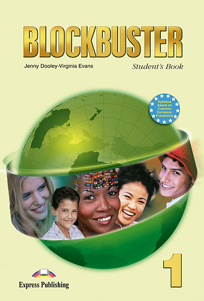 BLOCKBUSTER 1 Livro do aluno