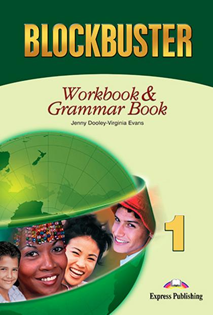 BLOCKBUSTER 1 Livro de exercícios e gramática