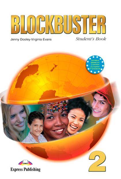 BLOCKBUSTER 2 Livro do aluno