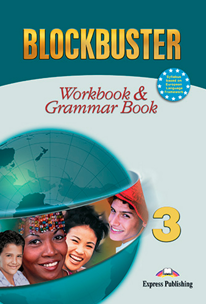 BLOCKBUSTER 3 Livro de exercícios e gramática