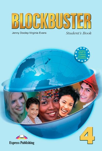 BLOCKBUSTER 4 Livro do aluno