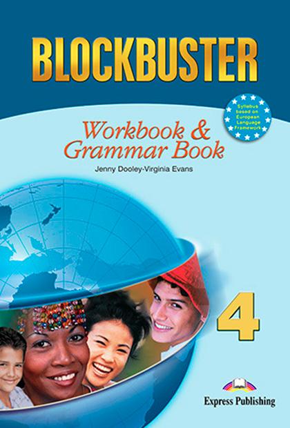 BLOCKBUSTER 4 Livro de exercícios e gramática