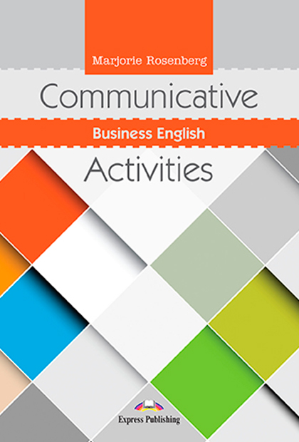 COMMUNICATIVE BUSINESS ENGLISH ACTIVITIES + Digibooks