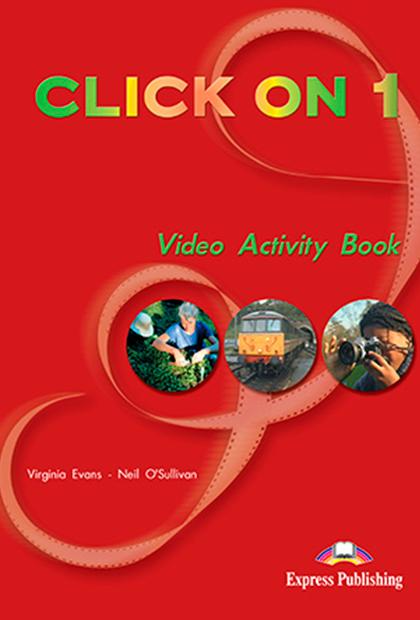 CLICK ON 1 Livro de atividades do DVD