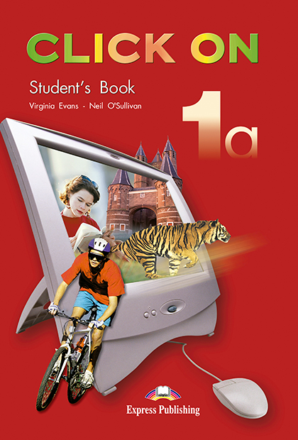 CLICK ON 1A Livro do aluno