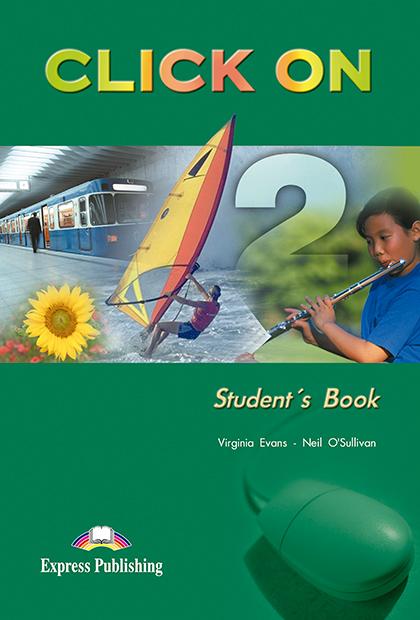 CLICK ON 2 Livro do aluno + CD áudio