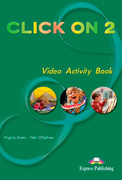 CLICK ON 2 Livro de atividades do DVD