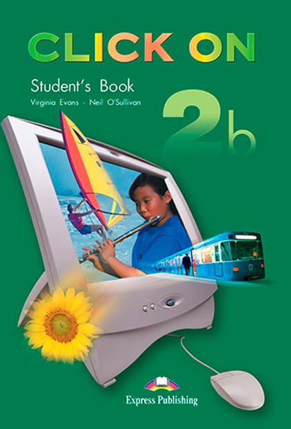 CLICK ON 2B Livro do aluno