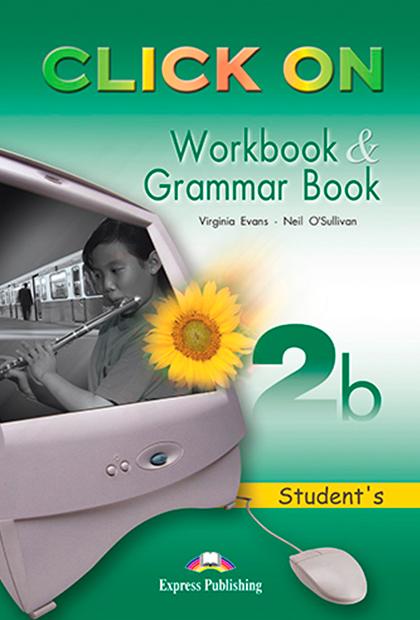 CLICK ON 2B Livro de exercícios e gramática