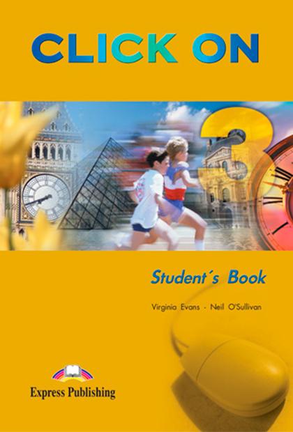 CLICK ON 3 Livro do aluno + CD áudio