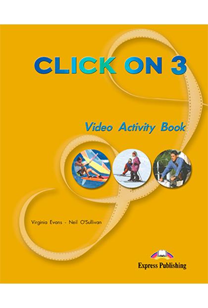CLICK ON 3 Livro de atividades do DVD