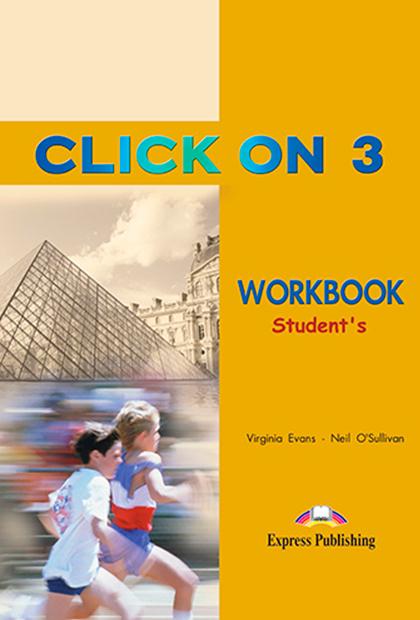 CLICK ON 3 Livro de exercícios
