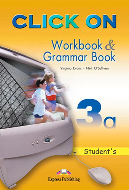 CLICK ON 3A Livro de exercícios e gramática
