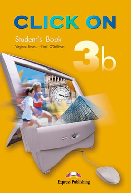 CLICK ON 3B Livro do aluno