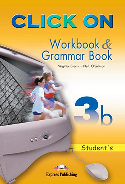 CLICK ON 3B Livro de exercícios e gramática