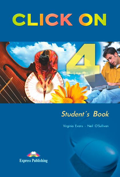 CLICK ON 4 Livro do aluno + CD áudio