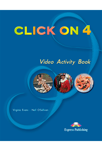 CLICK ON 4 Livro de atividades do DVD