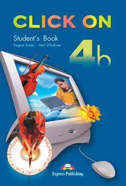CLICK ON 4B Livro do aluno