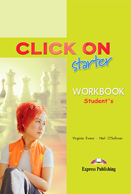 CLICK ON STARTER Livro de exercícios
