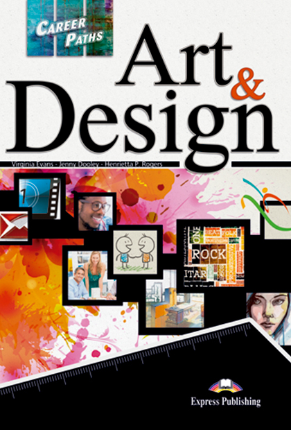 ART & DESIGN Livro do aluno + Digibooks