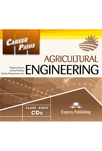 AGRICULTURAL ENGINEERING CD áudio (2)