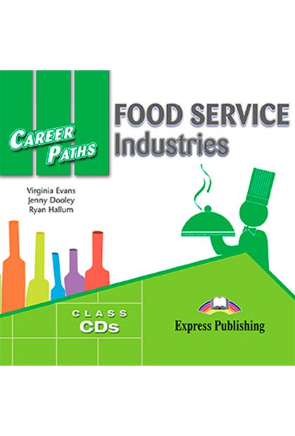 FOOD SERVICE INDUSTRIES CD áudio (2)