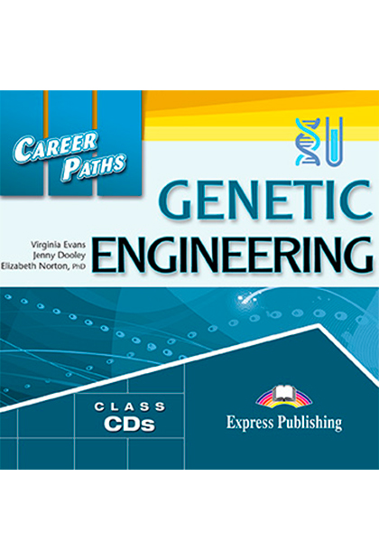 GENETIC ENGINEERING CD áudio (2)