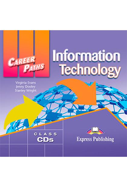 INFORMATION TECHNOLOGY CD áudio (2)