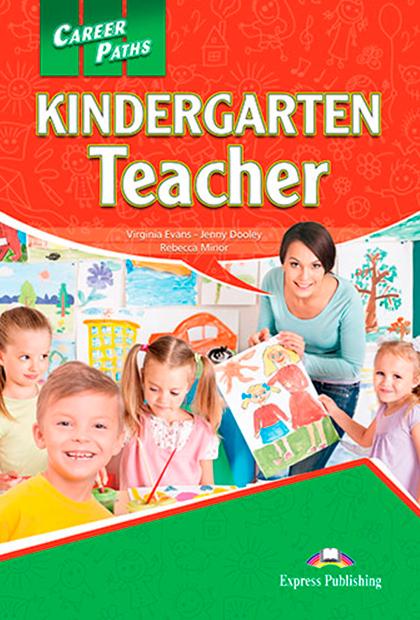 KINDERGARTEN TEACHER Livro do aluno + aplicação
