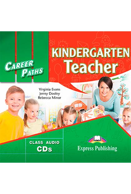 KINDERGARTEN TEACHER CD áudio (2)