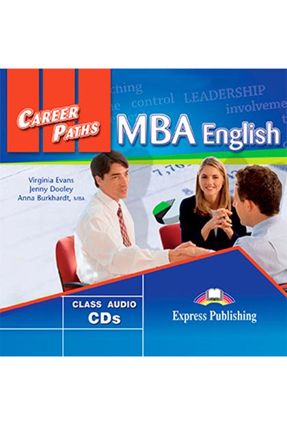 MBA ENGLISH CD áudio (2)