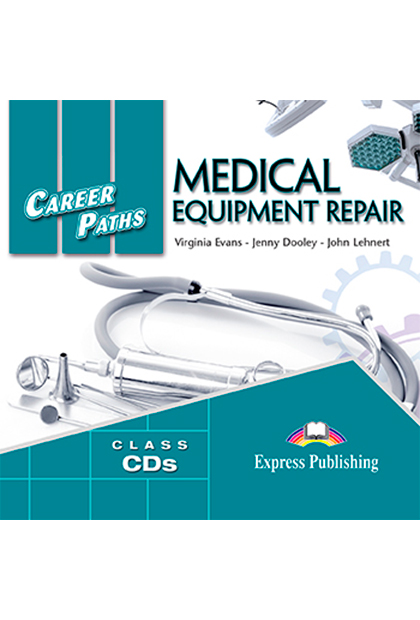 MEDICAL EQUIPMENT REPAIR CD áudio (2)