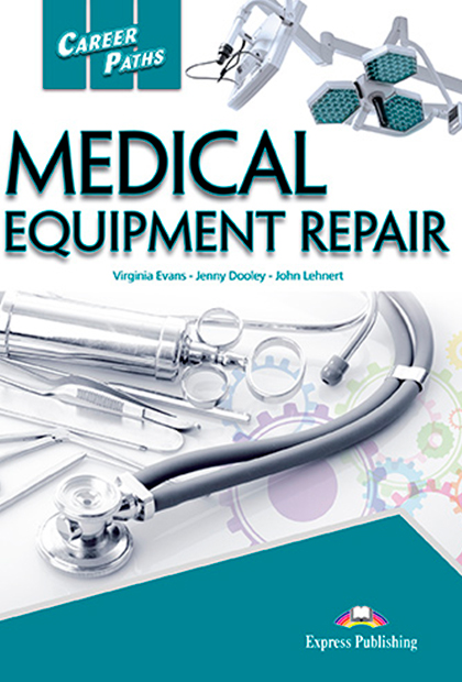 MEDICAL EQUIPMENT REPAIR Livro do aluno + Digibooks