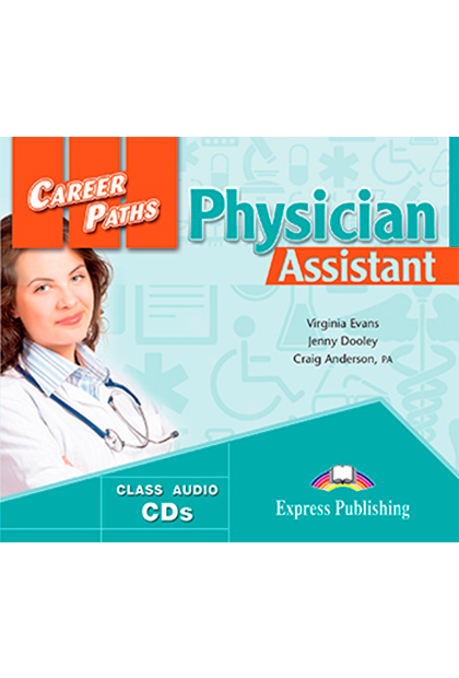 PHYSICIAN ASSISTANT CD áudio (2)