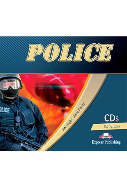 POLICE CD áudio (2)