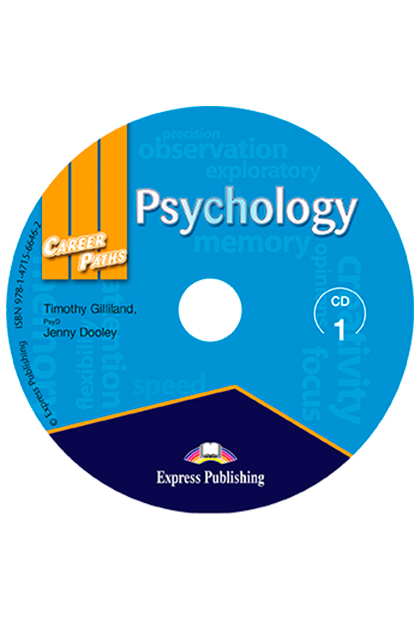 PSYCHOLOGY CD áudio (2)