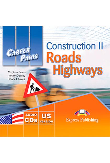 CONSTRUCTION II ROADS & HIGHWAYS CD áudio (2)
