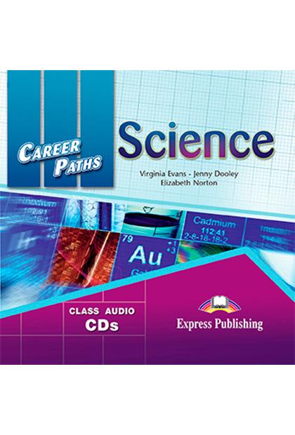 SCIENCE CD áudio (2)