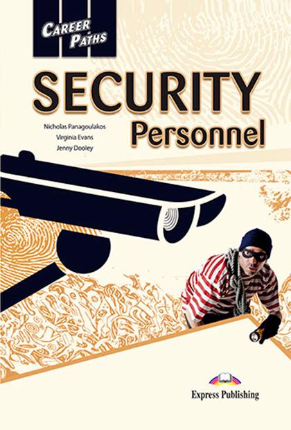 SECURITY PERSONNEL Livro do aluno + aplicação