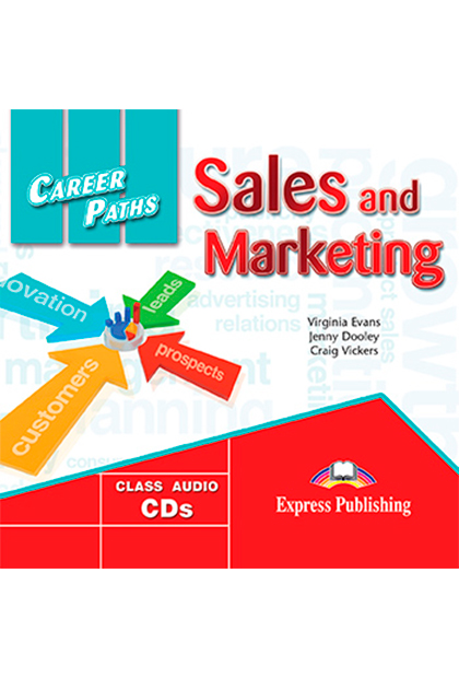 SALES AND MARKETING CD áudio (2)