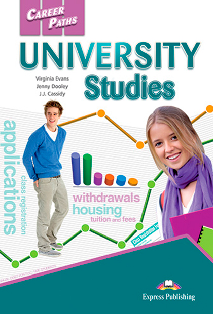 UNIVERSITY STUDIES Livro do aluno + Digibooks