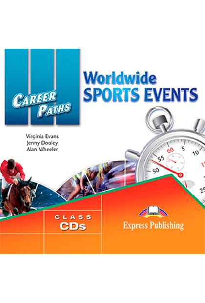 WORLDWIDE SPORTS EVENTS CD áudio (2)