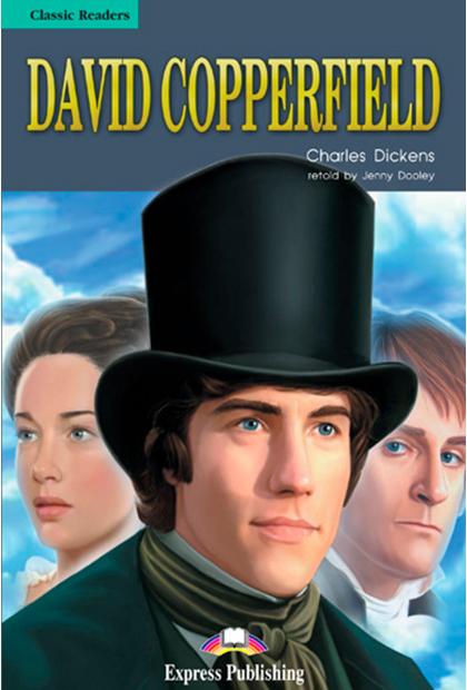 DAVID COPPERFIELD Livro do Leitura + CD áudio