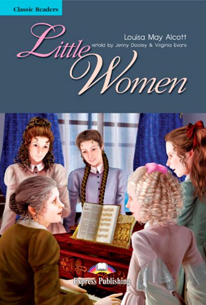LITTLE WOMEN Livro de leitura