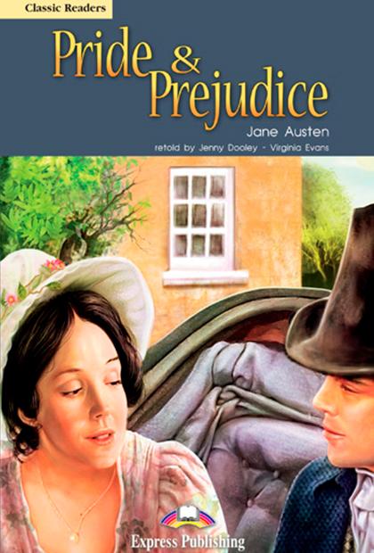 PRIDE AND PREJUDICE Livro de Leitura + CD áudio