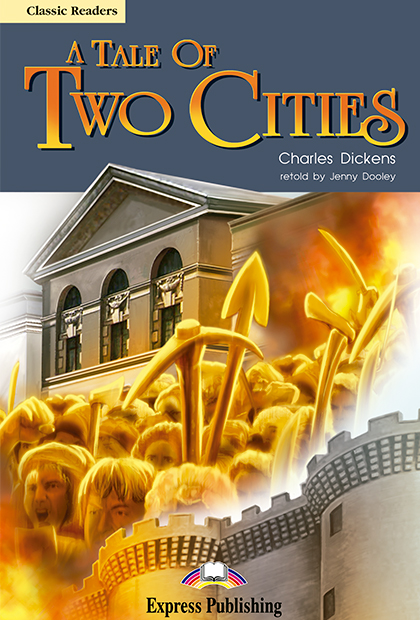 A TALE OF TWO CITIES Livro de leitura