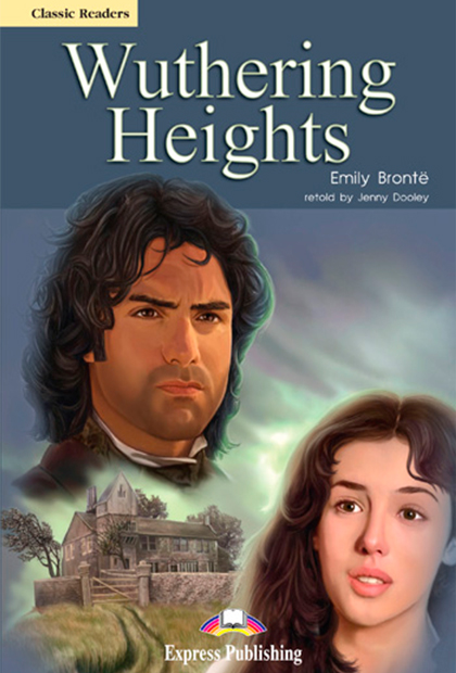 WUTHERING HEIGHTS Livro de Leitura + CD áudio